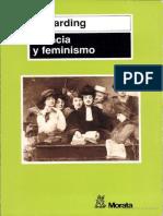 116784556 92609095 Harding Ciencia y Feminismo