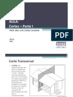 Aula - Cortes I