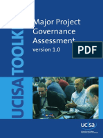 PCMG-Major Project Governance Assessment Toolkit Final PDF