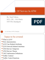 Quality of Service in ATMFinal - Copy
