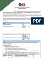 Pupil Premium Report 1819