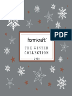 Winter Collection 2018 Catalogue
