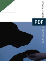 [Posthumanities 3] Donna J. Haraway - When Species Meet (2008, University of Minnesota Press).pdf