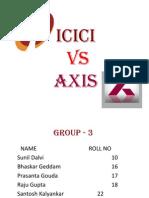 Icici Axis Presentation Final