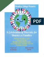 District 22 Diversity Celebration