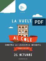 Cartel Vuelta Al Cole