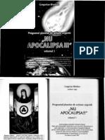 Programul Planetar de Actiune Urgenta NU APOCALIPSA Vol 1 - Partea 1