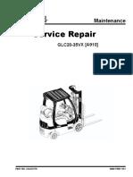 YALE (A910) GLC25VX LIFT TRUCK Service Repair Manual.pdf