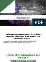 Exposición farmacologia