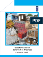 Disaster Resistant Construction Practices