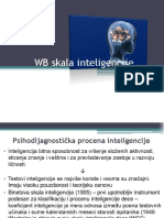 WB Skala Inteligencije2003