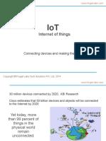 Internet of Things & Arduino