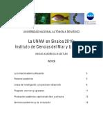 La UNAM en Sinaloa 2010
