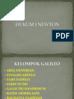 pp HUKUM I NEWTON.pptx