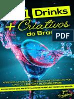 eBook Os 301 Drinks Mais Criativos Do Brasil
