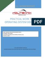 Practical Work 5