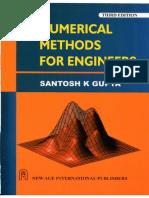 Numerical Methods - S.K. Gupta