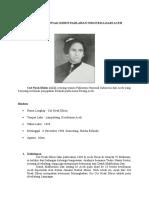 Biografi Cut Nyak Dhien Pahlawan Indonesia Dari Aceh