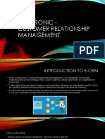 Presentation Crm