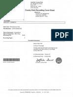 Mahoney Resignation Letter
