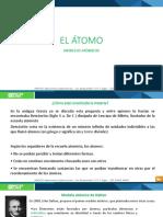 modelos atómicos 8