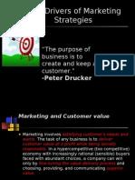 Key Drivers of Marketing-Strategy