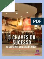 E-book Gestão de Uma Loja