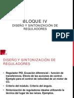 Diseño y Sintonización de Reguladores