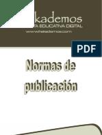 Normas Publicacion HEKADEMOS