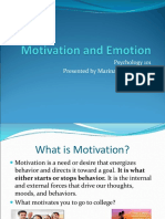 Motivation and Emotion Chapter 10.ppt