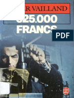 325.000 Francs - Roger Vailland
