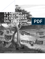 Santillán -Causas de La Guerra de 3 Alianza