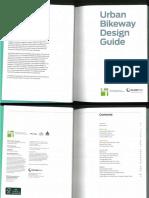 NACTO (2014), Urban Bikeway Design Guide