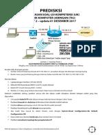 Soal Dan Pembahasan UJI KOMPETENSI KEAHLIAN TAHUN PELAJARAN 2018 Teknik Komputer Jaringan Paket 4 Update 16 Januari 2018