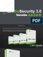 ZKBiosecurity3.0_Novedades