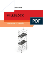 Exemplo de Manual para andaime - 31_MANUAL MILLS LOCK.pdf