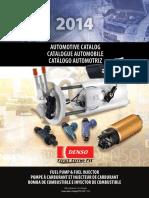 2014 DENSO Fuel Pump and Fuel Injector Catalog.pdf
