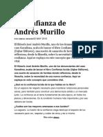 Entrevista Andres Murillo