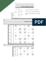 Matriz de Rigidez de Estructura 3.7.3