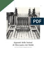 Meccanica Dei Solidi 11-12