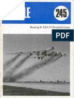Aircraft Profile # 245 Boeing B-52A_H Stratofortress