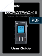 MicroTrack II User Guide
