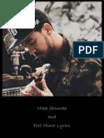 Mike Shinoda and Fort Minor Lyrics