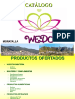 Catalogo Wedo