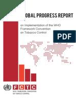 WHO-FCTC-2018 Global Progress Report