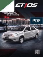 Catalogo Toyota Etios