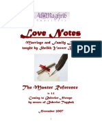 Love Notes - The Master Reference 1.1