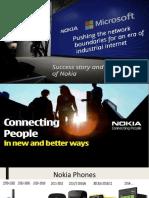 Final Presentation on Nokias Success and Evolution