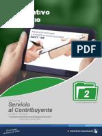 Boletín Informativo Tributario