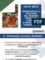 Promocion de La Inclusion de Los Productores Agrarios